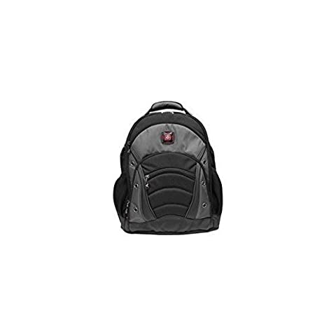 SwissGear SWISSGEAR SYNERGY BACKPACK GREYFITS UP TO 15.4IN L BACKPACK (Computer / Notebook Cases & Bags) by Swiss