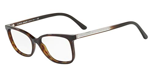 Brillen Giorgio Armani FRAMES OF LIFE AR 7149 DARK HAVANA Damenbrillen