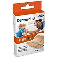 DERMAPLAST FLEXIBLE Pflasterstrips 2 Größen 20 St Pflaster preisvergleich bei billige-tabletten.eu