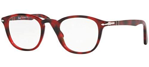 Ray-Ban Herren 0PO3143V Brillengestelle, Blau (Red Grid), 47.0