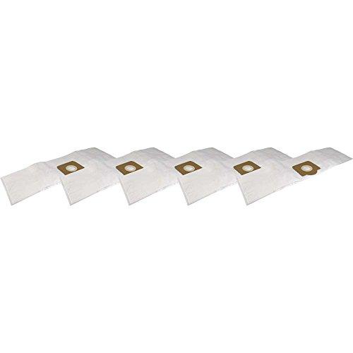 5 Staubsaugerbeutel aus Microvlies passend für Kärcher A2204
