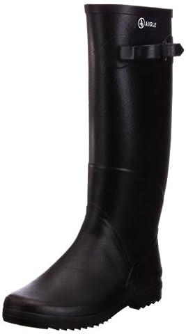Aigle - Chantebelle - Botte de pluie - Femme - Noir (Noir) - 38 EU (5 UK)