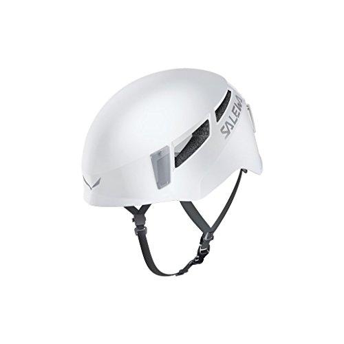 SALEWA Pura , Unisex Helm, weiß, S/M