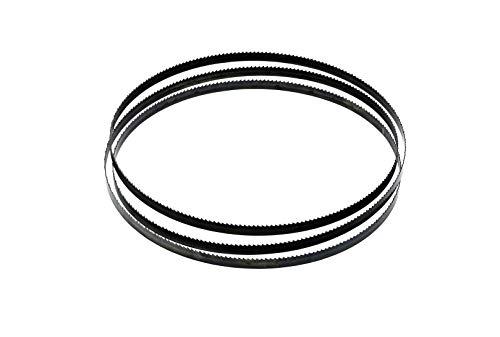 DeWalt Bandsägeblätter für DW 738/DW 739 (Länge: 2095 mm, Breite: 10 mm, Dicke: 0,6 mm, Zahnteilung: 3,2 mm) DT8486