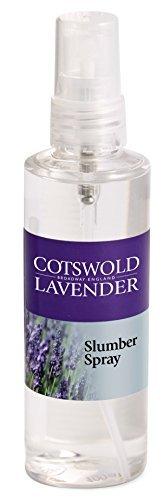 Slumber Spray - Mist sur votre oreiller avant de dormir .. Fabriqué à partir de lavande naturelle Huiles - 100% Cultivé et fabriqué en Cotswold, en Angleterre.