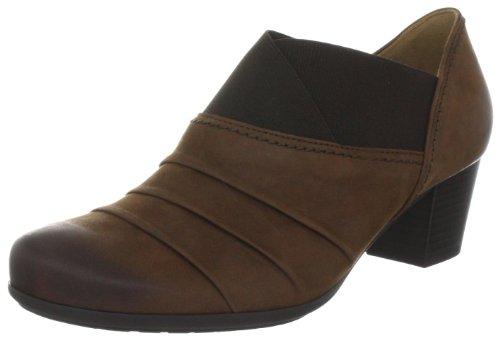 Gabor Shoes 5546218, Scarpe chiuse col tacco donna Marrone (Braun (marone))