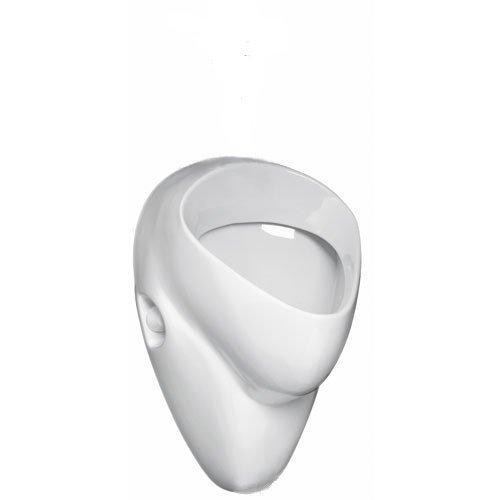 Urinal Keramik Ceravid verdeckter Zulauf von hinten und verdeckter Ablauf nach hinten