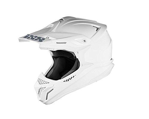 Motocrosshelm IXS HX 179 weiß Gr.XS