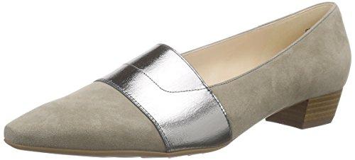 Peter Kaiser Lagos, Chaussures à talons - Avant du pieds couvert femme Beige - Beige (TAUPE SUEDE STAHL  GUMMIZUG 656)