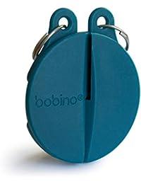 Bobino Zipper Clip Candado para equipaje, 4 cm, 1 liters, Azul (Petrol)
