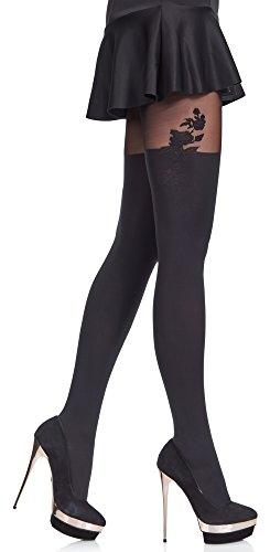 Merry Style Collant Collant Fantasia Donna MS 370 60 DEN