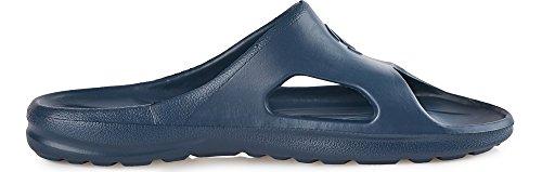 Ladeheid Eva Pantofole per Donna KL039D Blu scuro