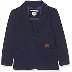 Pepe Jeans LENNY JR Blouson Garçon Bleu (Naval Blue 575) 13-14 ans (Taille fabricant: 14 Years)