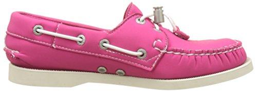 Sebago Damen Docksides Bootsschuhe Pink (FUCHSIA NEOPRENE)