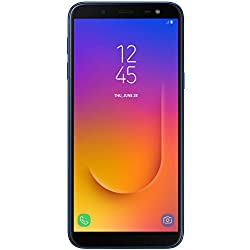 Samsung Galaxy J6 (Blue, 32GB)