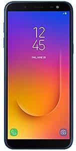 Samsung Galaxy J6 (Blue, 4GB RAM, 64GB Storage) with Offers