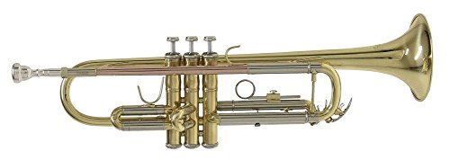 Bach TR-650 Trompete - Messing lackiert