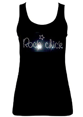 rock-chick-crystal-ladies-vest-crystal-rhinestone-design-rock-and-roll-disco-fancy-dress-size-8-to-1