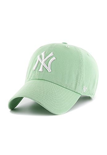 47Brand Clean Up Strapback NY YANKEES RGW17GWSNL-HK Mint, Size:ONE SIZE