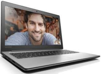 Lenovo 80SM01EUIH 15.6-inch Laptop (Core i3-6006U/4GB/1TB/DOS/Integrated Graphics), Silver