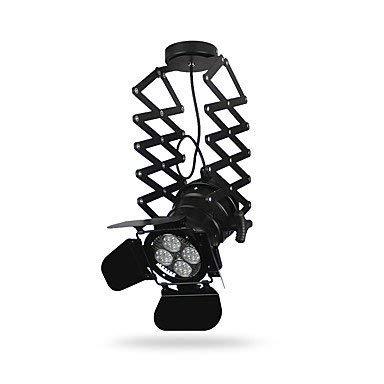 Moderne Kronleuchter Deckenleuchten Anhänger Country Spot Light Downlight - Einstellbare 220-240 V-Glühlampe Nicht im Lieferumfang Enthalten 3C Ce FCC Rohs für Das Schlafzimmer im Wohnzimmer, BinLZ -