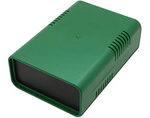 Donau Elektronik - KGB15 Euro Box klein, Grün , 95x135x45 - Euro-box