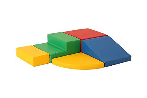 XL Softbausteine Riesenbausteine Schaumstoffbausteine Großbausteine 5 Stück