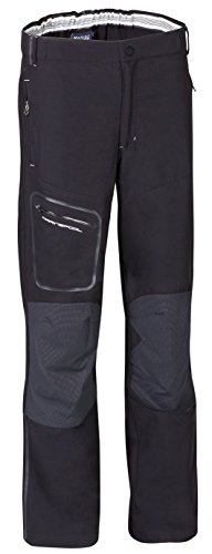 Marinepool Laser Trousers Men light grey & black Test