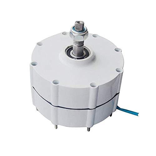 TOPQSC 600r/m 100W 12V Permanent Magnet Generator AC Generator für Vertikale Oder Horizontale Windkraftanlage 100W Windgenerator