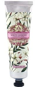 Aromas Artesanales De Antigua Floral White Jasmine Luxury Body Cream 130ml