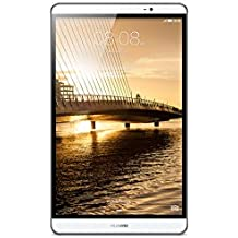 Huawei Mediapad M2 8 - Tablet de 8 pulgadas FullHD (WiFi + 4G, Procesador octa-core HiSilicon Kirin 930, 2 GB de RAM, 16 GB de memoria interna, Android 5.1 Lollipop), color plateado