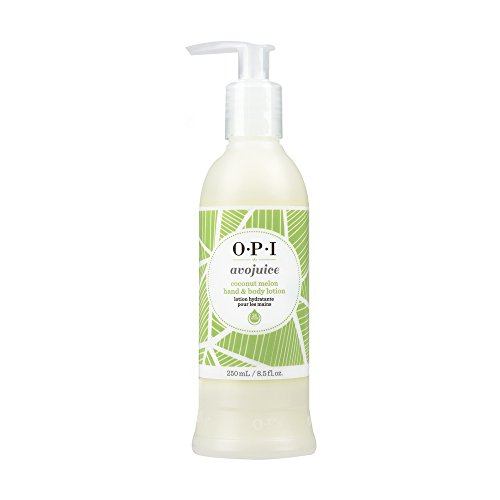OPI Hand & Body Lotion avo Saft - Pfingstrose und Mohn 250ml