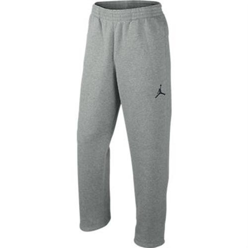Nike Herren Trainingshose Jordan 23/7 Fleece Pants, Dk Grey Heather/Black, S, 547662-063