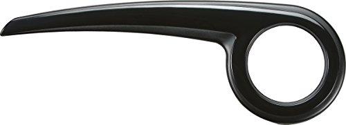 DEKAFORM Fahrrad Kettenschutz Performance Line 180-2 für Centano Gudereit HAWK Bike Pegasus KTM Winora Fahrrad 36/38 Zähne * piano-black