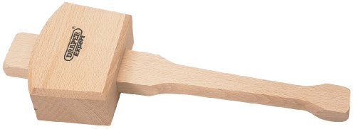 Draper 45237 - Maza de madera (tamaño: 115mm)