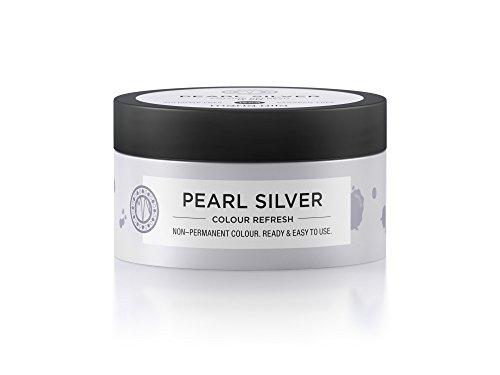 Maria Nila Colour Refresh Pearl Silver, 100 ml