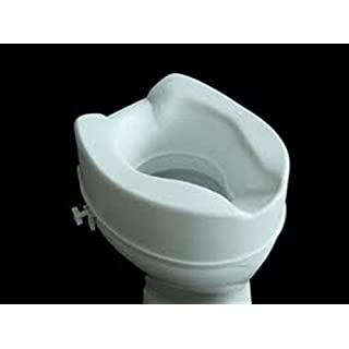 ADOB Toilet Seat WC Seat Raiser 5.5-inch Top