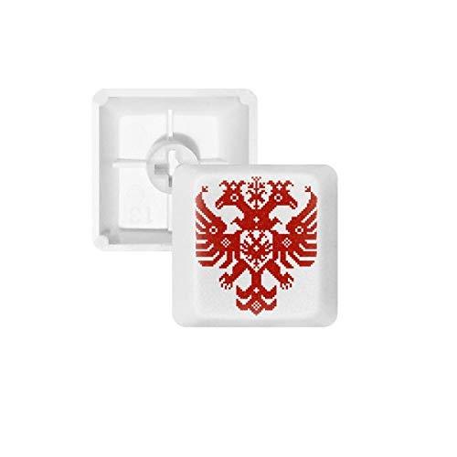 DIYthinker Russland National Emblem Adler PBT Keycaps