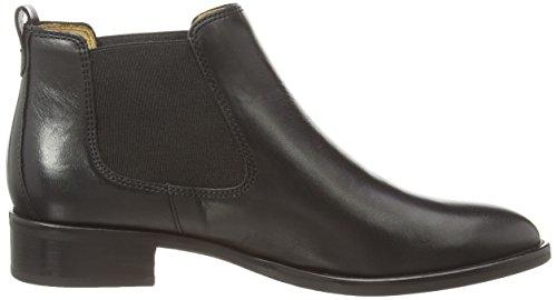Gabor Shoes 31.6 Damen Chelsea Boots Schwarz (schwarz (Strass) 27)