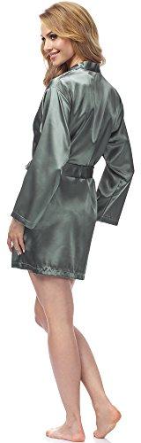 Merry Style Vestaglia per Donna MSFX797 Grigio