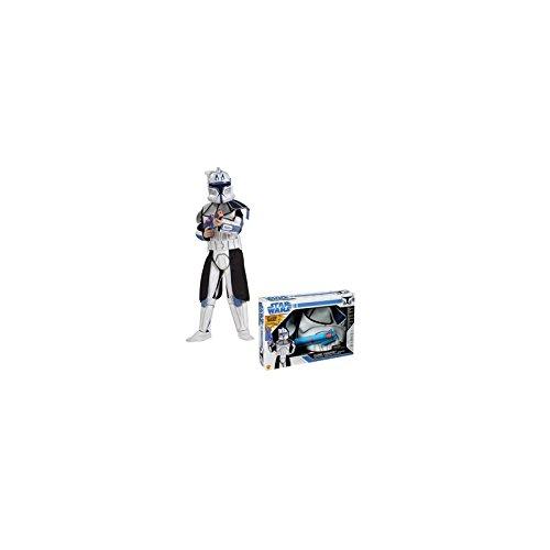 Clone Kind Deluxe Kostüm Star Trooper Wars - Rubie 's-Kinder-Kostüm Clone Trooper Rex Deluxe in Box (883392-m)