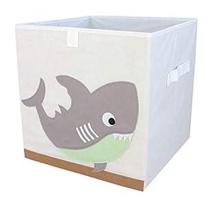 miRio • Aufbewahrungsbox Tier | Spielzeugkiste Kinderzimmer | Kinder Storage/Ordnungsbox/Würfel mit Tiermotiv | klein…