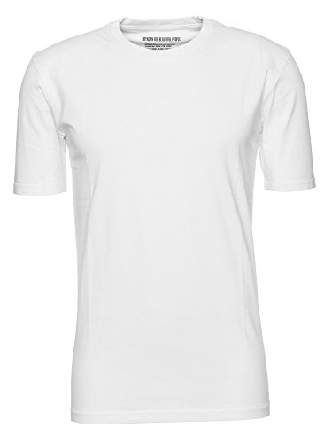 drykorn t shirt herren Drykorn T-Shirt Rufus für Herren in Weiß, XXL