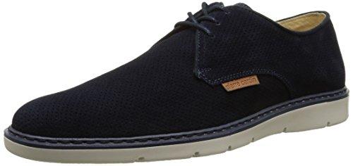 Pierre Cardin 5917, Chaussures Lacées Homme Bleu (Vesuvio Universo)