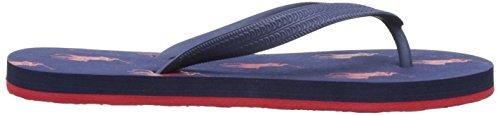 Polo Ralph Lauren Amino 96030, Chaussons mixte enfant BleuTRC3110
