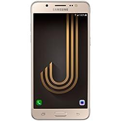 Samsung Galaxy J510 Smartphone, Dual SIM, 16 GB, Oro [Italia]