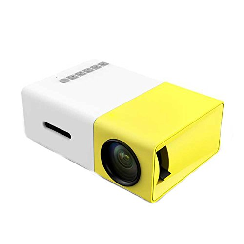 LCD-Beamer, Bluestercool 1080P HD LED Home MulitMedia Theater Cinema - USB TV VGA SD HDMI Mini Projector