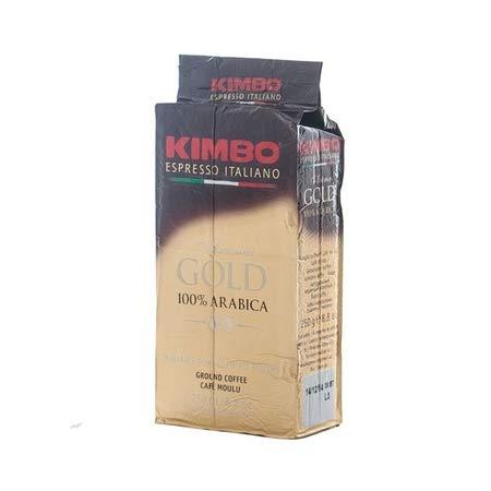 Kimbo Kaffee Espresso 100% ARABICA Gold Medal gemahlen