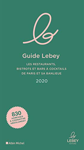 Le Guide Lebey 2020 par Collectif