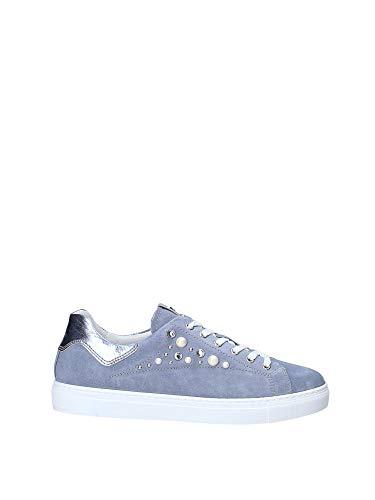 Nero giardini p907573d sneakers donna azzurro 38